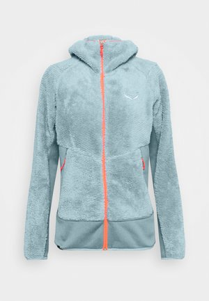 TOGNAZZA - Fleece jacket - blue fog melange