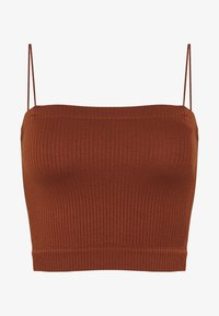 BDG Urban Outfitters - BUNGEE STRAP TUBE - Top - brunette - 3