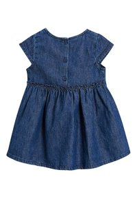 Next - Denim dress - dark blue