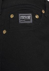 Versace Jeans Couture - Džíny Straight Fit - black - 8
