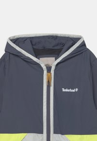 Timberland - HOODED - Waterproof jacket - stone - 3