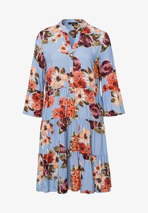 FLOWERPRINT - Day dress - blau