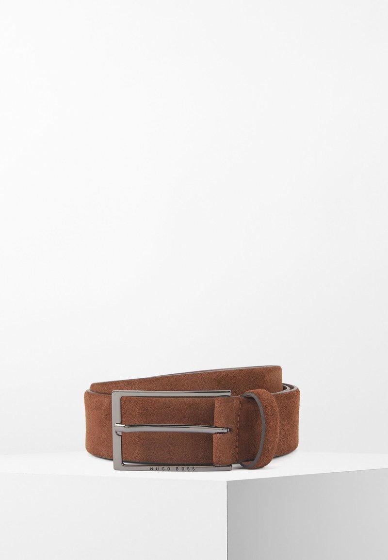 BOSS - CALINDO - Belt - brown