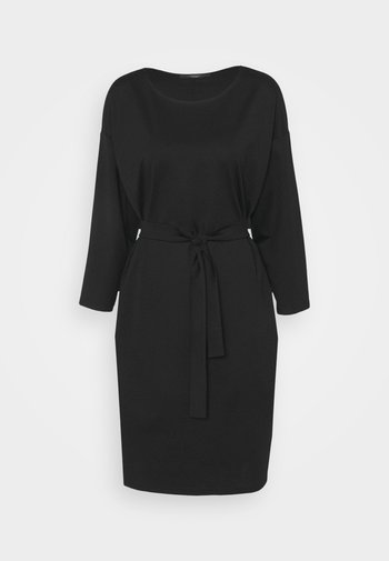 LIBICO - Shift dress - black