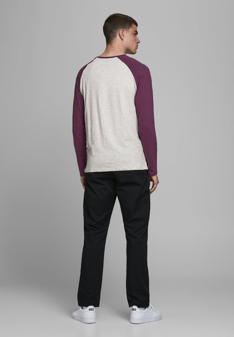 Jack & Jones Long sleeved top - port royale BHueD