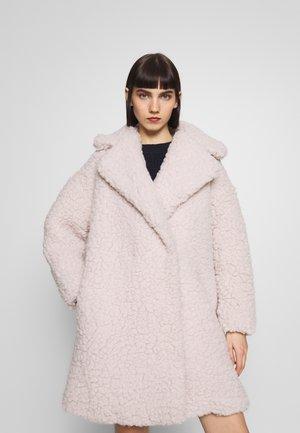 FRENCHY BIG BORG - Zimní kabát - stone