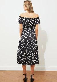 Trendyol - Day dress - black - 1