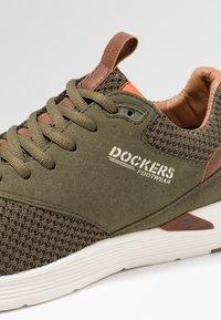 Dockers by Gerli - Sneakers laag - khaki - 5