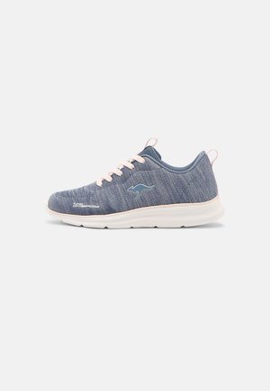 Trainers - midnight blue/frost pink