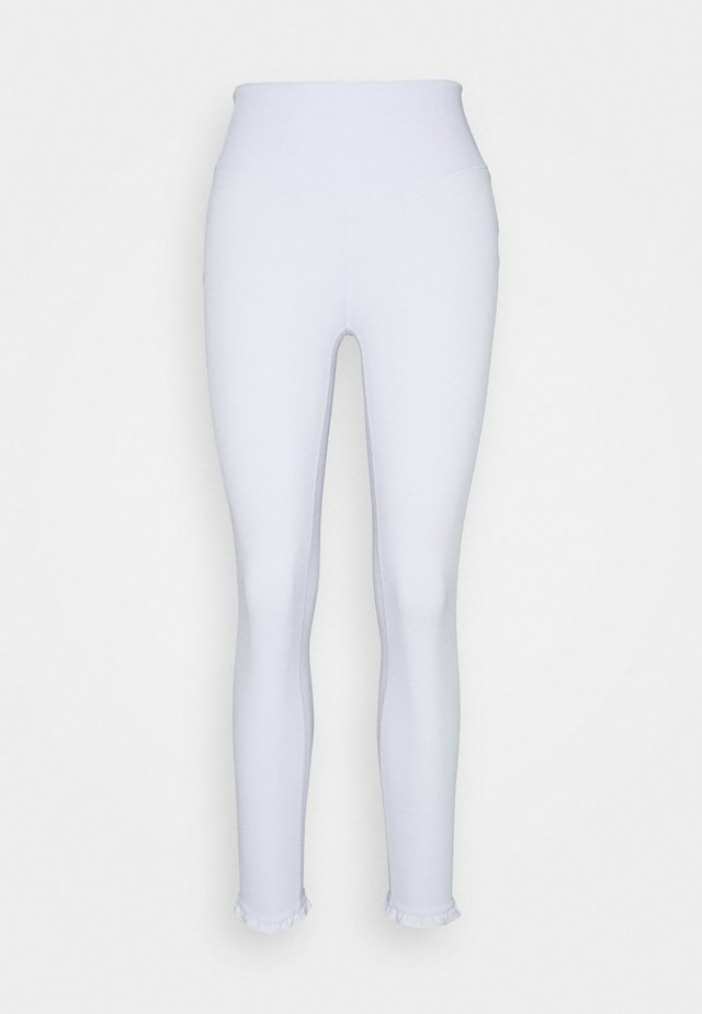 CHERISH 7/8 LEGGING - Collant - white