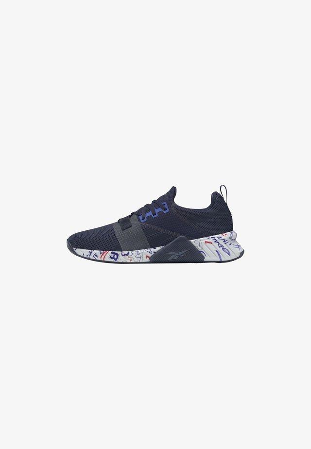 FLASHFILM TRAIN 2  - Sneakersy niskie - blue