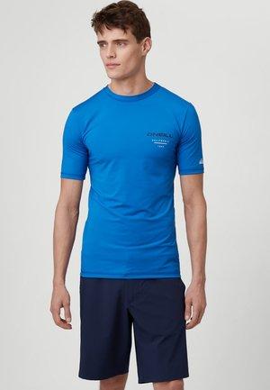 ESSENTIAL - Rash vest - victoria blue