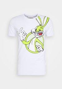 Iceberg - Print T-shirt - bianco ottico - 5