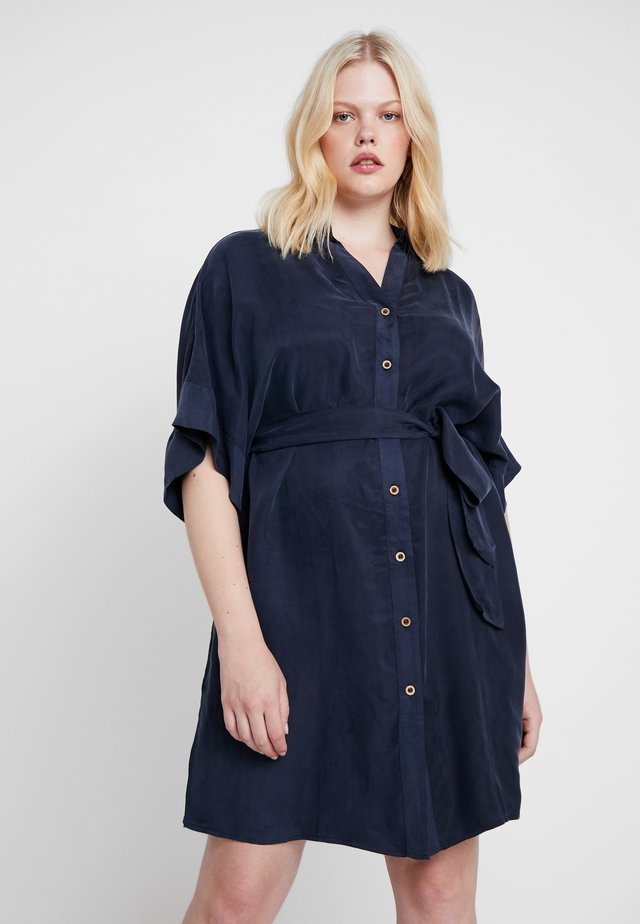 YOFY DRESS - Shirt dress - night sky