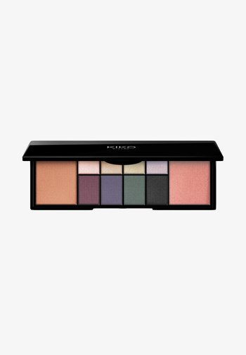 SMART EYES AND FACE PALETTE - Face palette - 02 fashionables shades