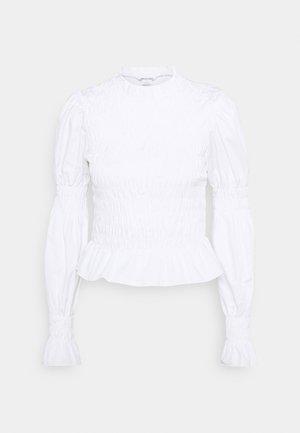 MAYA - Bluser - white