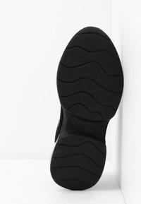 KARL LAGERFELD - LAZARE LEOPARD - Sneakers - wine - 6