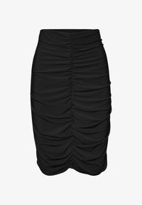 Vero Moda - Pencil skirt - black - 4