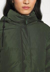 edc by Esprit - JACKET - Winter jacket - khaki green - 4