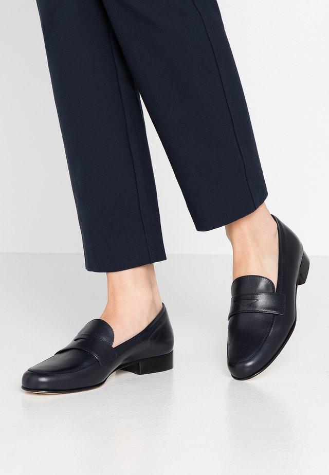 Scarpe senza lacci - monte blue