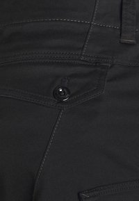 G-Star - ZIP - Reisitaskuhousut - dark black - 5