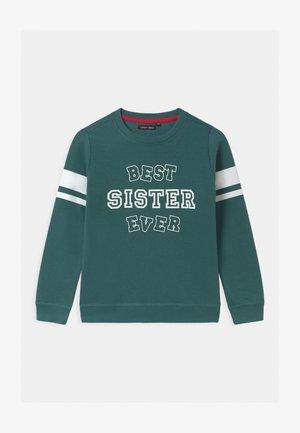 GIRLS  - Sweater - mediterranean