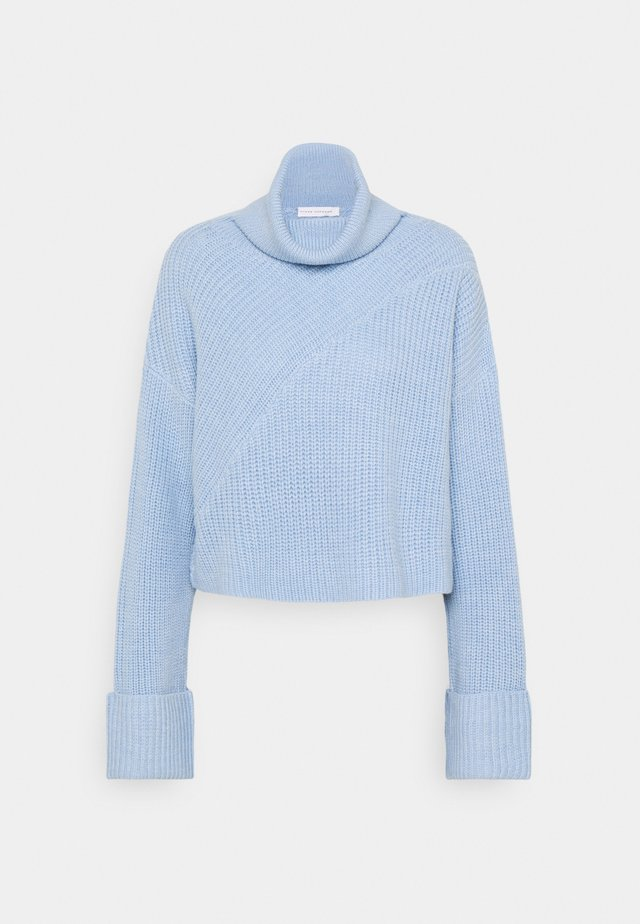 PASKA - Jumper - light blue