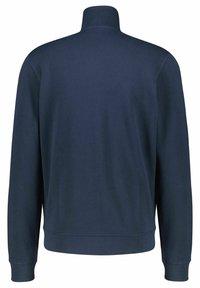 BOSS - ZESTART - Zip-up sweatshirt - marine - 3