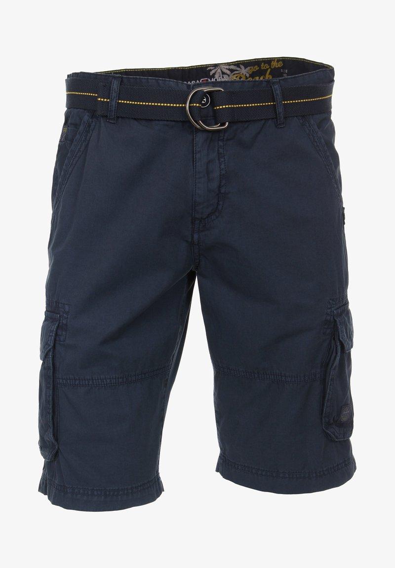 Casamoda - Shorts - blau