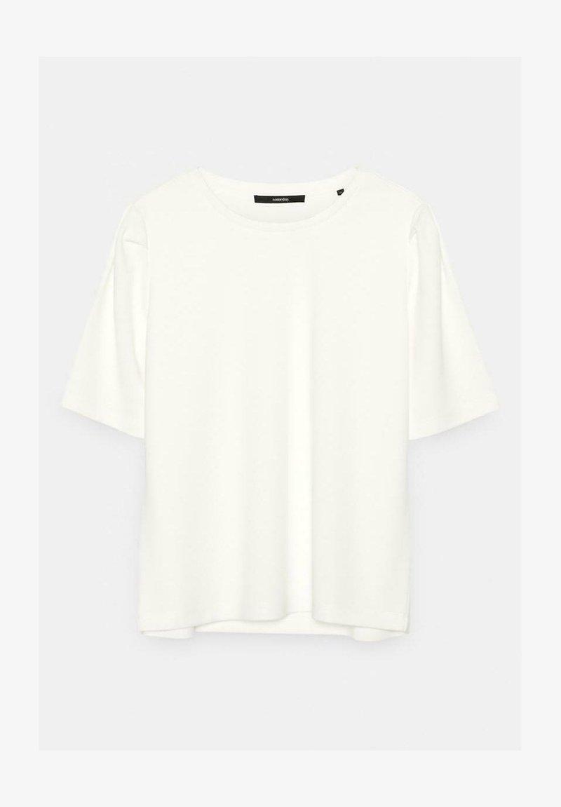 someday. - Basic T-shirt - white