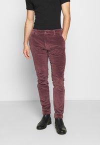 Levi's® - STD II - Spodnie materiałowe - sassafras - 0