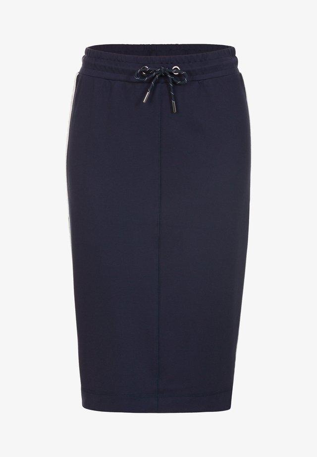 APPAREL - Pencil skirt - nightsky