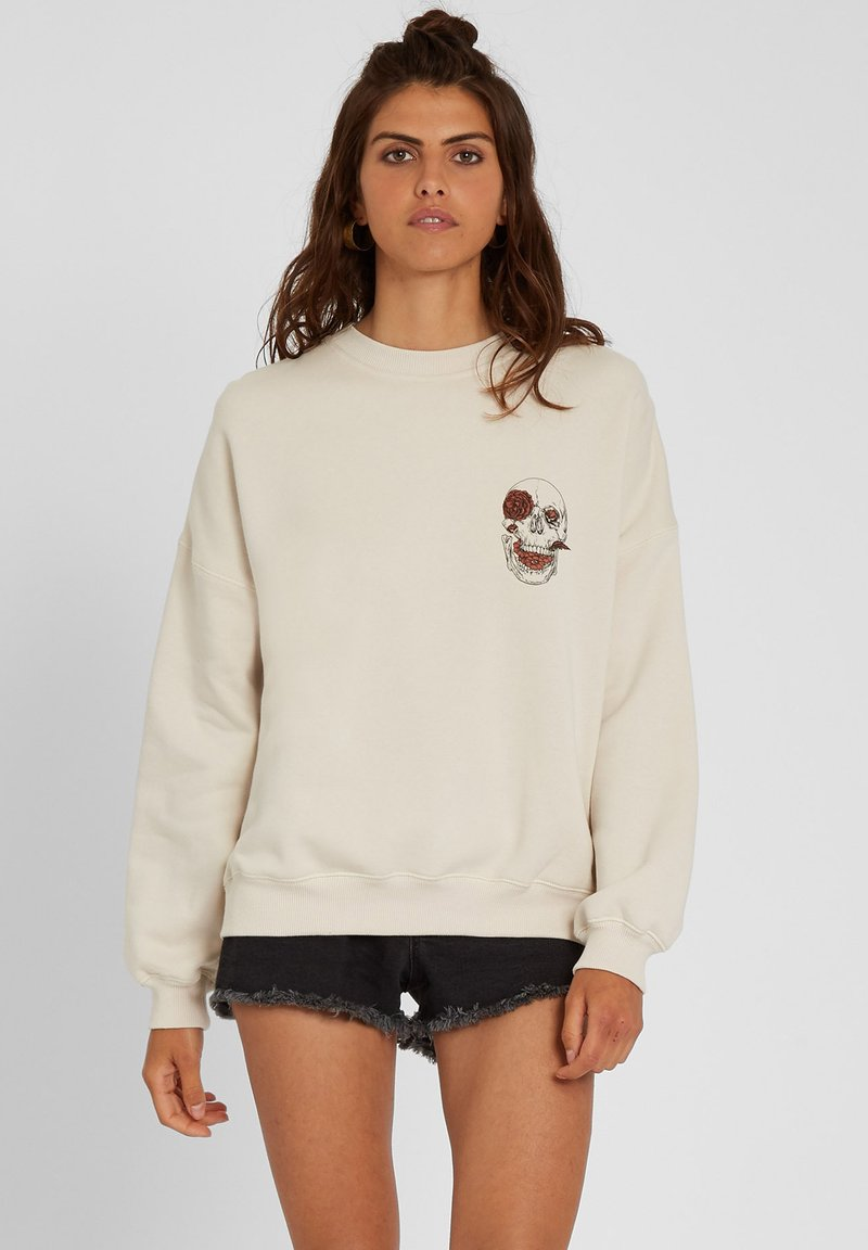 Volcom - MENTRIP CREW - Sweater - moonbeam