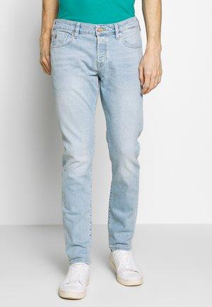 PAINT IT - Jeans slim fit - light-blue denim