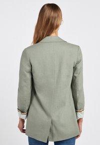 Next - Short coat - green - 1