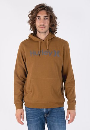 OAO SOLID SUMMER PO - Hoodie - ale brown