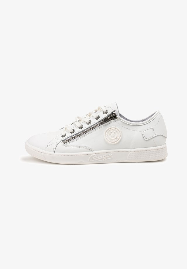 JESTER ZIP UP TRAINERS - Sneakers basse - off-white