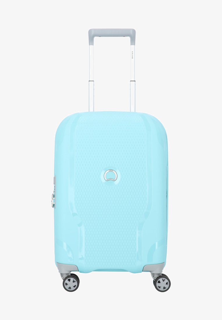 Delsey - CLAVEL - Wheeled suitcase - blue gray