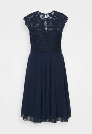 HELENE DRESS - Cocktailjurk - navy
