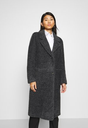 COAT - Villakangastakki - black