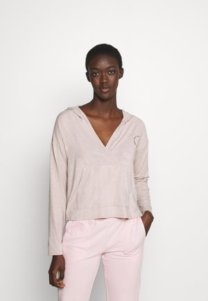 TECHNICAL - Pyjama top - oat heather