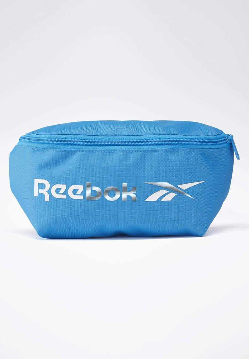 Reebok - TRAINING ESSENTIALS WAIST BAG - Bum bag - blue