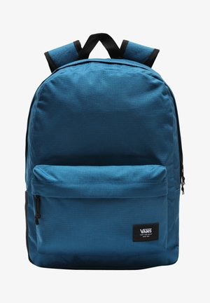 UA OLD SKOOL PLUS II BACKPACK - Rucksack - moroccan blue
