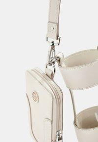 Esprit - Across body bag - light beige - 4