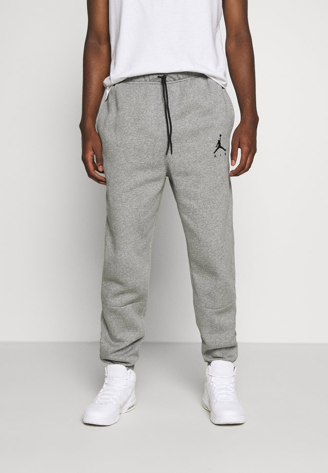 JUMPMAN AIR PANT - Pantaloni sportivi - carbon heather