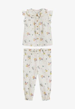 Pijama - white