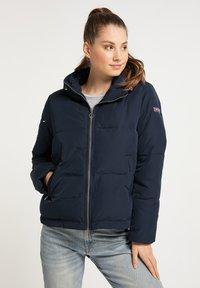 myMo - Winter jacket - marine - 0