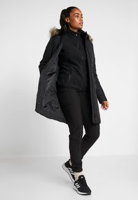 Icepeak - PAIVA - Zimní kabát - black - 1