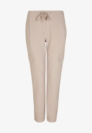 HOSE - Tracksuit bottoms - sand