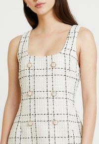Miss Selfridge - PINNY DRESS - Robe d'été - ivory - 4